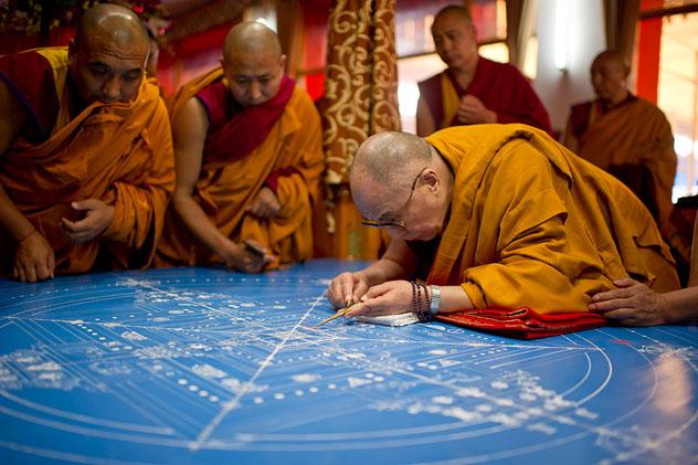 Объявлены даты 34-го посвящения Калачакры в Бодхгае
