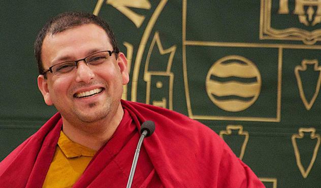Досточтимый Тензин Приядарши прочитает в Институте востоковедения лекцию «Новый взгляд на буддологию»