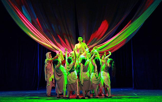 В Туве и Бурятии покажут музыкальный спектакль «Я – Будда»