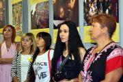 В г. Черноморске открылась фотовыставка «Далай-лама – пока существует пространство»