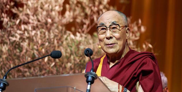 Прямая трансляция. Его Святейшество Далай-лама в Страсбурге