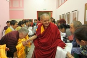 Кьябдже Кунделинг Тацаг Ринпоче посетит Туву