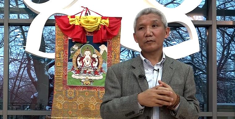 Видео. Туптен Джинпа. Лоджонг – тибетское учение о тренировке ума