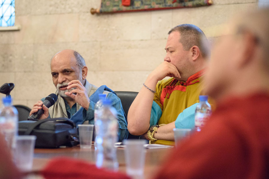 В Москве состоялся круглый стол