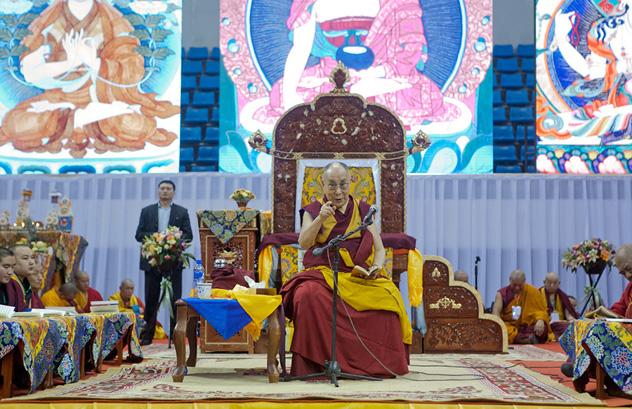 Далай-ламу в Монголии согревала вера людей – Тэло Тулку Ринпоче