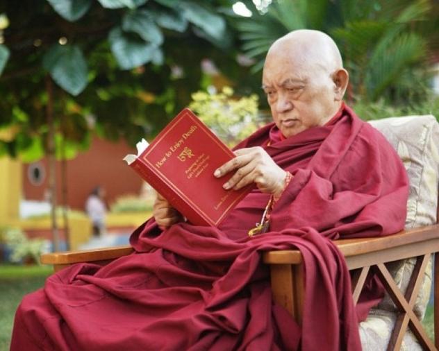 Лама Сопа Ринпоче посетит c долгожданным визитом Москву и Калмыкию
