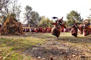Тибетский Лосар. Мероприятия, обряды и ритуалы. Подготовка к Новому году