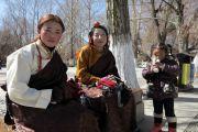 Тибетский Лосар. Мероприятия, обряды и ритуалы. Непосредственное празднование Нового года