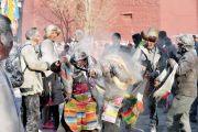 Тибетский Лосар. Мероприятия, обряды и ритуалы. Завершение празднования Нового года