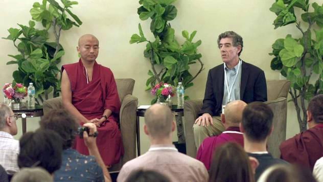 Мастер медитации Йонге Мингьюр Ринпоче и известный нейрофизиолог Ричард Дэвидсон посетят Москву