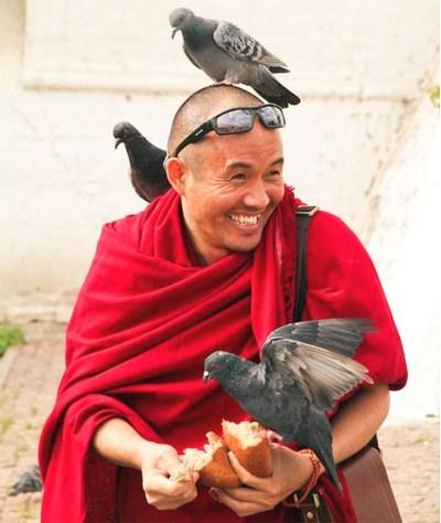Геше Нгаванг Тукдже дарует в Санкт-Петербурге дополнительные учения