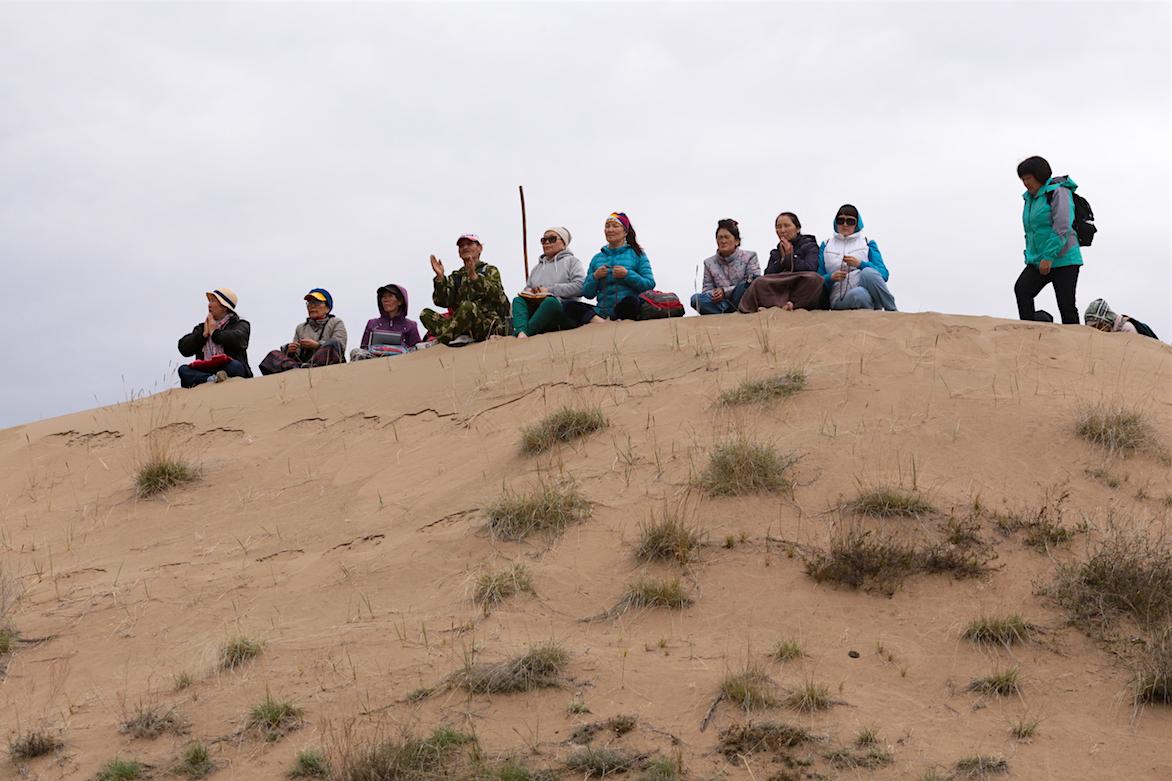 Круг жизни: в Туве разработан маршрут «коры» вокруг священной горы Хайыракан