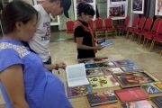 Видео. B Туве в день рождения Его Святейшества Далай-ламы состоялась фотовыставка и молитвенные чтения