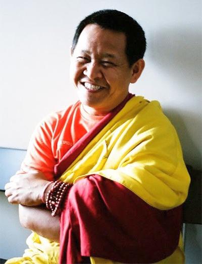 Геше-лхарамба Джампа Дакпа посетит Санкт-Петербург