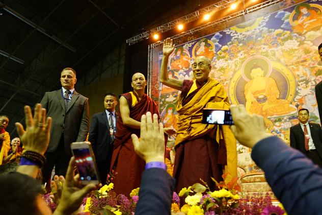 Изменения в расписании Учений Его Святейшества Далай-ламы для стран Балтии и России