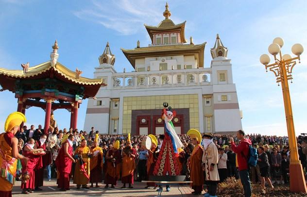 В Центральном хуруле Калмыкии состоятся ежегодные тантрические ритуалы