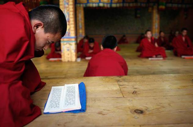 Объявляется набор на новый интенсивный курс тибетского разговорного языка