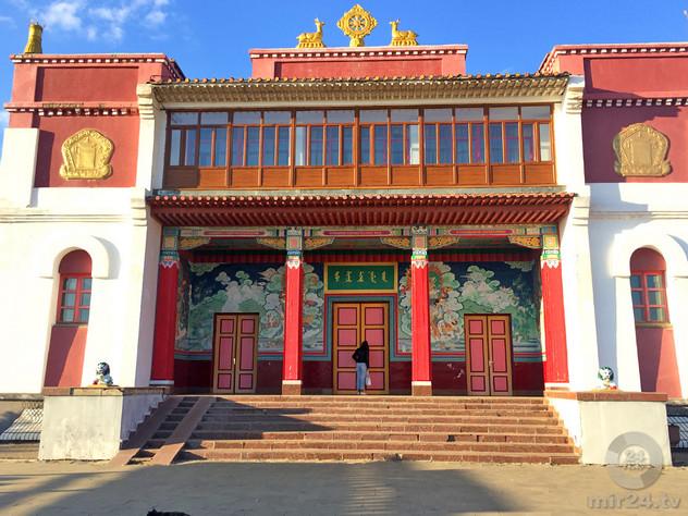 Екатерина Дегтерева. Почему путешествие в Калмыкию не хуже, чем в Тибет