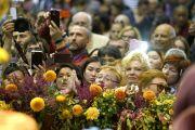 Фоторепортаж. Учения Его Святейшества Далай-ламы для стран Балтии и России
