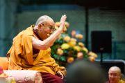 Далай-лама в Риге. Взгляд изнутри, или мой волонтерский опыт