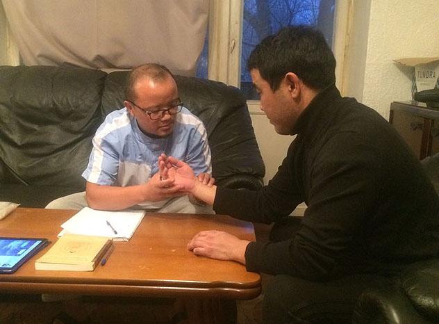 В Москве ведет прием пациентов доктор тибетской медицины Пемба Церинг