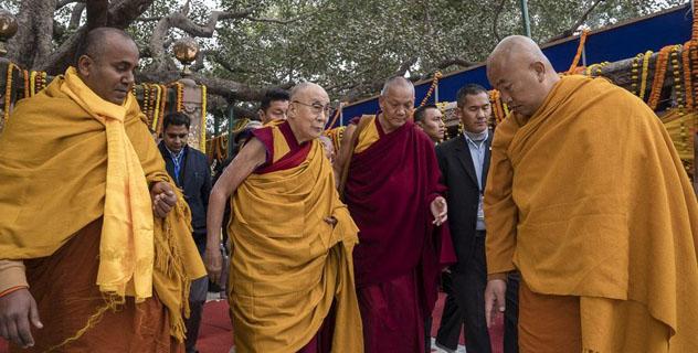 Прямая трансляция. Учения Его Святейшества Далай-ламы в Бодхгае. 5–7 января 2018 г.