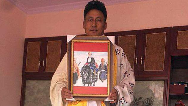 Бывший тибетский политзаключенный арестован за одиночный пикет в Лхасе
