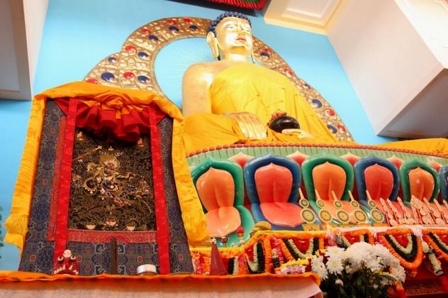 В Центральном хуруле Калмыкии состоится празднование Цаган Сара