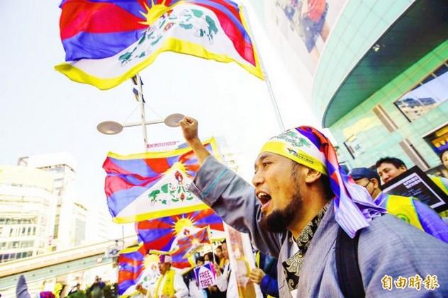 Тайвань: депутаты и правозащитники встретили 59-ю годовщину тибетского народного восстания