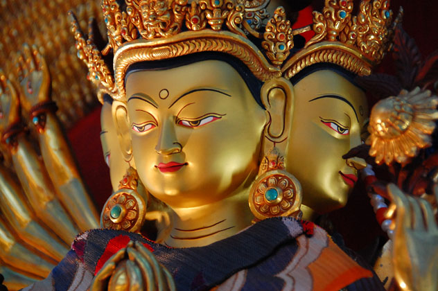 Лама Сопа Ринпоче проведет в Калмыкии уникальный ретрит по начитыванию 100 миллионов мантр Авалокитешвары