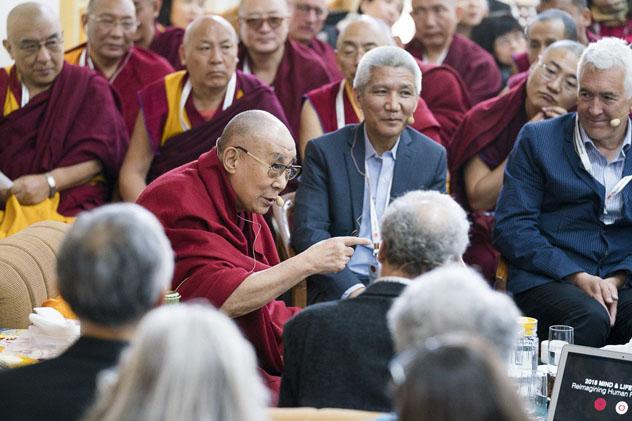 В Институте философии РАН состоится теоретический семинар «К итогам ХХХIII конференции «Ум и жизнь: Диалоги с Далай-ламой»