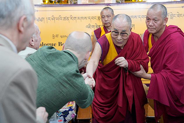 Дмитрий Волков. Буддизм 2.0 и таблетка сострадания