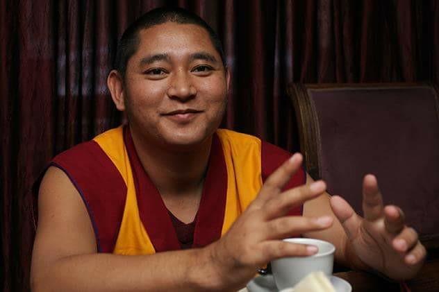 Геше-лхарамба Чамба Тоньет проведет философские встречи и буддийские ритуалы в Москве