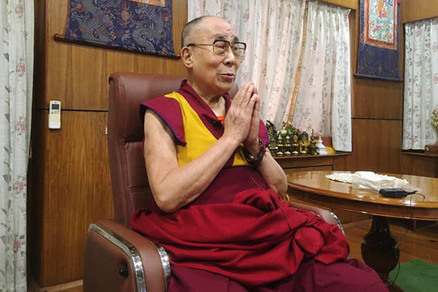 Далай-лама XIV: Ненасильственные революции – это хорошо!