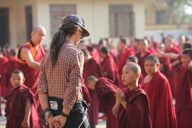 Режиссер Павел Маклай – о том, зачем и как снимать кино в тибетском монастыре