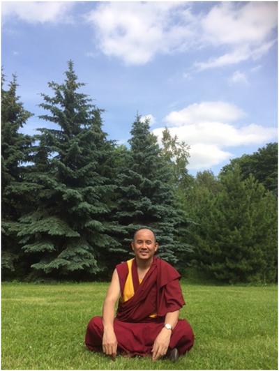 Геше Нгаванг Тукдже дарует учения в Москве и Санкт-Петербурге