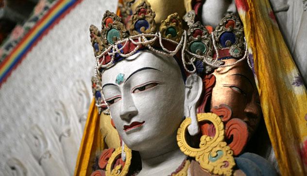 Новое в рижской программе! Его Святейшество Далай-лама дарует посвящение Тысячерукого Авалокитешвары