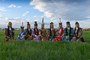 Ойратские народы встретились в Калмыкии