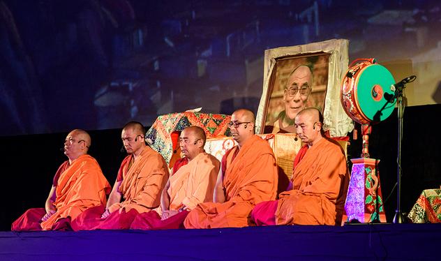В Краснодаре пройдут «Дни тибетской культуры» с участием монахов монастыря Таши Лхунпо