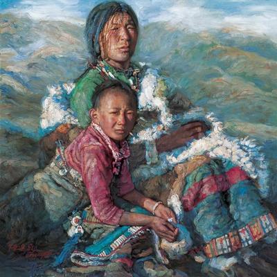 Тибетские поверья и суеверия, касающиеся детей и их рождения