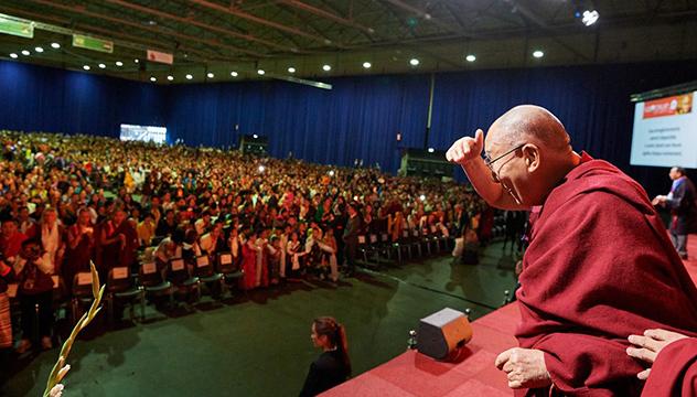 Далай-лама пояснил слова о «Европе без мигрантов»