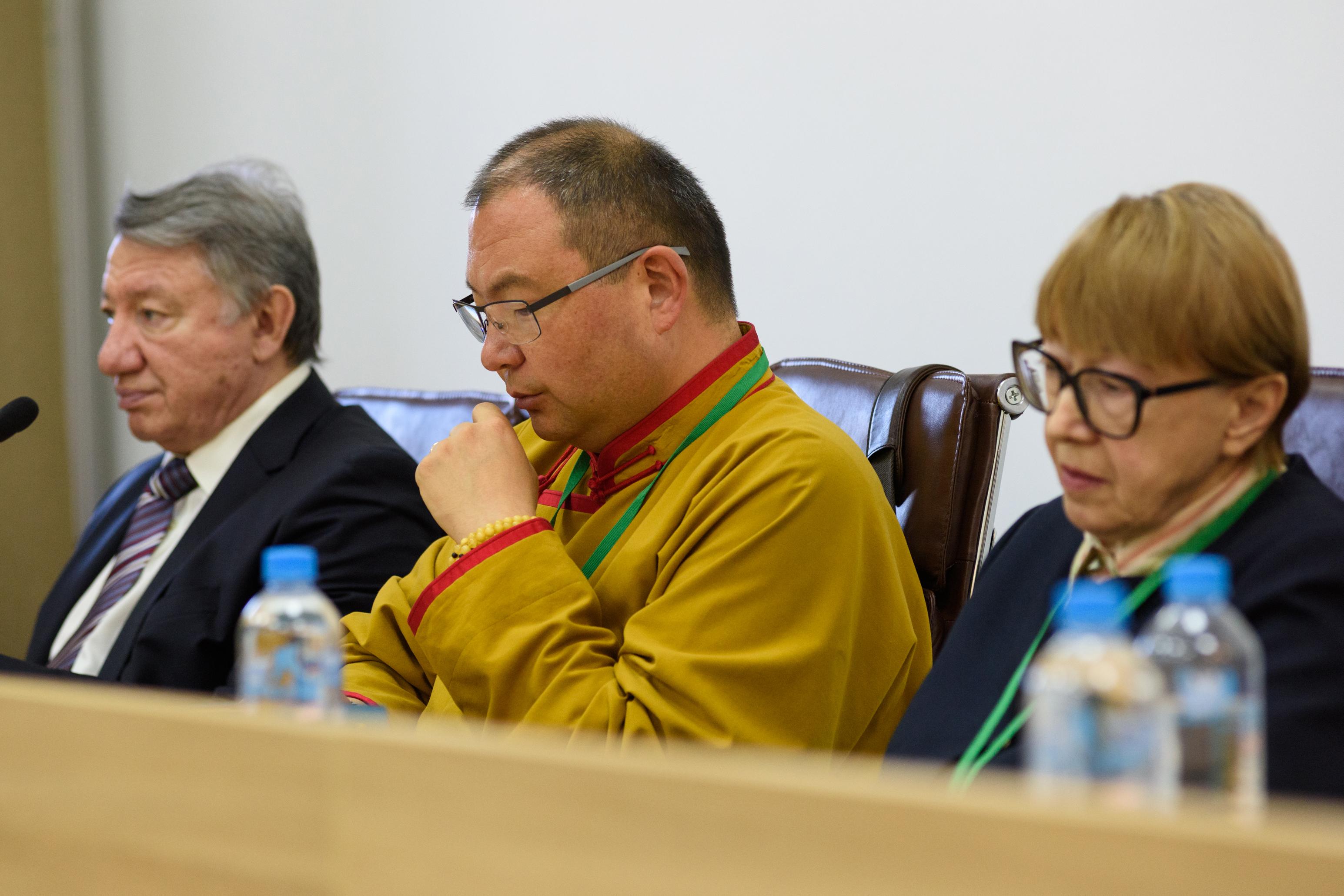 Видео. Закрытие конференции «К русскоязычному буддийскому канону»