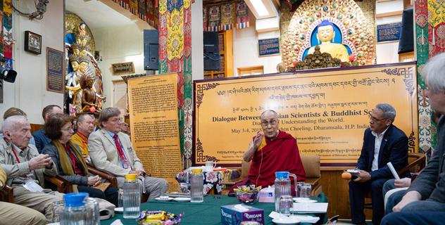 Участники диалога между Далай-ламой и российскими учеными соберутся на круглый стол «Проблема сознания и современная наука»