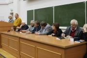 В МГУ состоялся круглый стол по итогам конференции «Понимание мира» с участием Далай-ламы и российских ученых