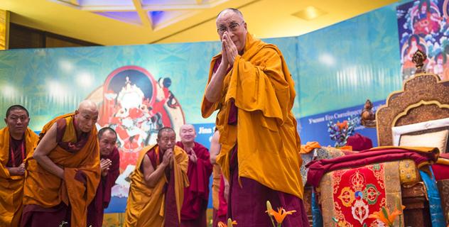 Учения Его Святейшества Далай-ламы для буддистов России ― 2019. Регистрация участников