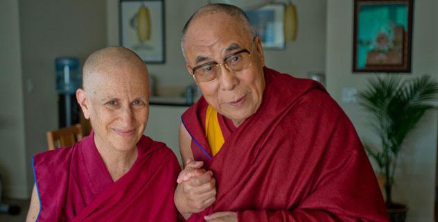 Новая книга. Его Святейшество Далай-лама и бхикшуни Тубтен Чодрон. Буддизм: один учитель, много традиций