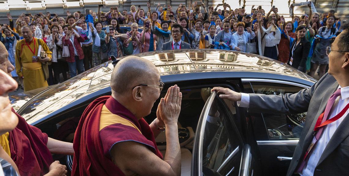 Новый фильм. Буддисты Далай-ламы. Часть 2
