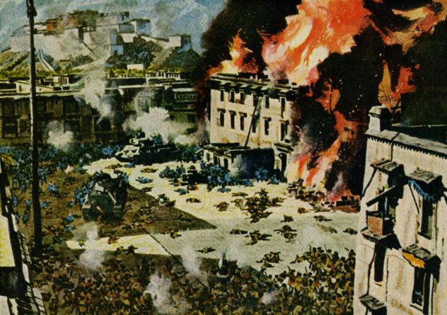 60-летие восстания в Тибете: исторические факты и китайская пропаганда