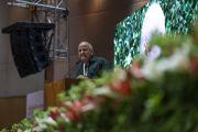 Заместитель главного министра национального столичного региона Дели Маниш Сисодия выступает с обращением во время презентации школьной программы социального, эмоционального и этического образования (СЭЭО). Нью-Дели, Индия. 5 апреля 2019 г. Фото: Тензин Чойджор.
