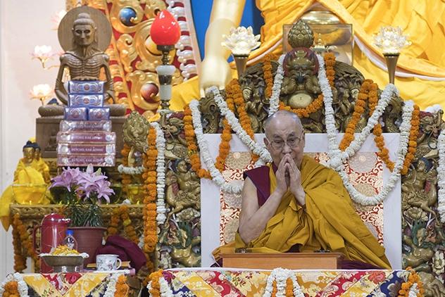 Учения Его Святейшества Далай-ламы для буддистов России — 2019. Все материалы